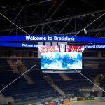 светодиодные видеоэкраны для хоккея